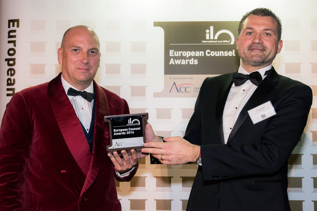 Compliance Innovator of the Year